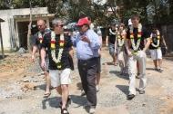 Wyprawa kamieniarzy do Indii Marzec 2011