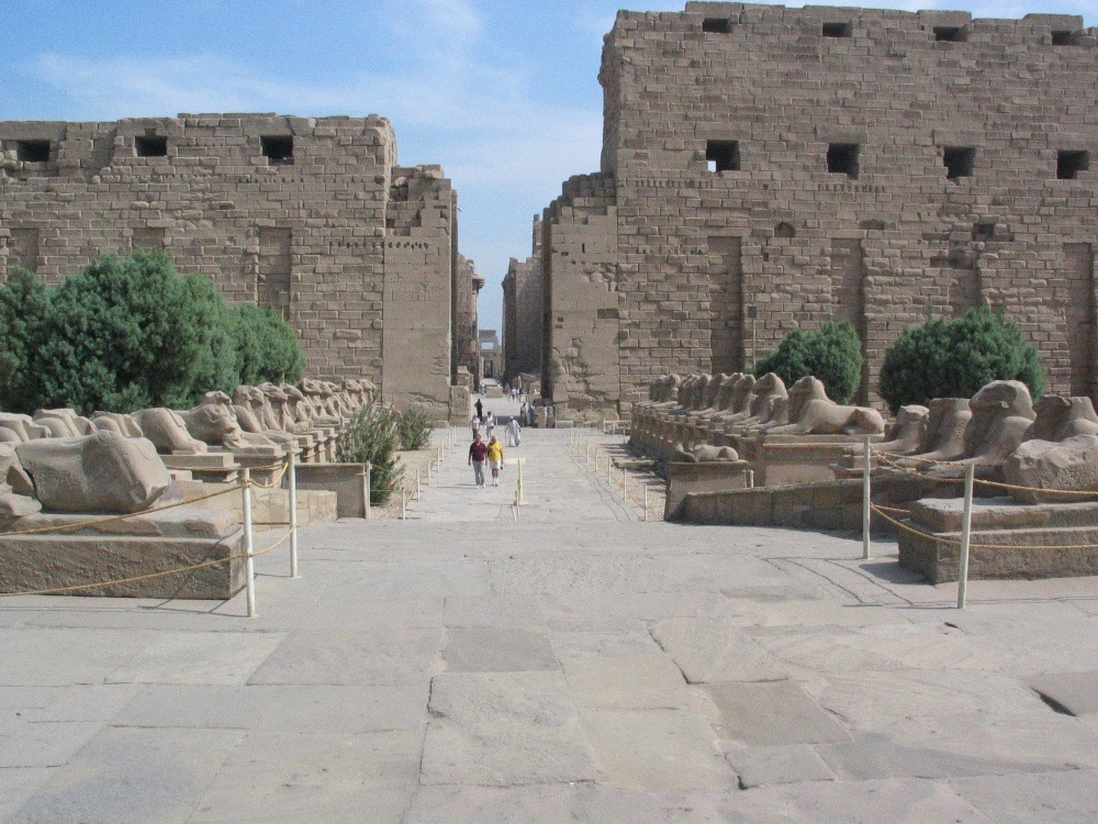 newsPylon Karnak Temple