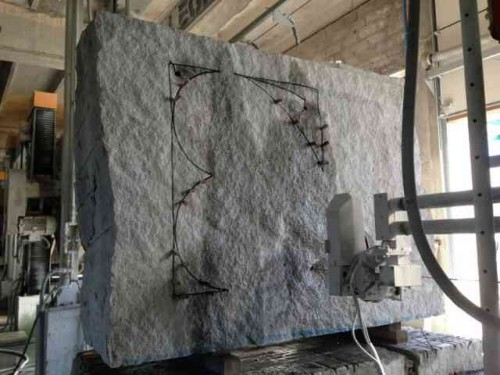 STRZEGOM WILL USE GRANITE TO WELCOME ITS VISITORS